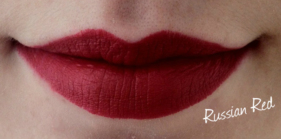 swatch son mac russian red